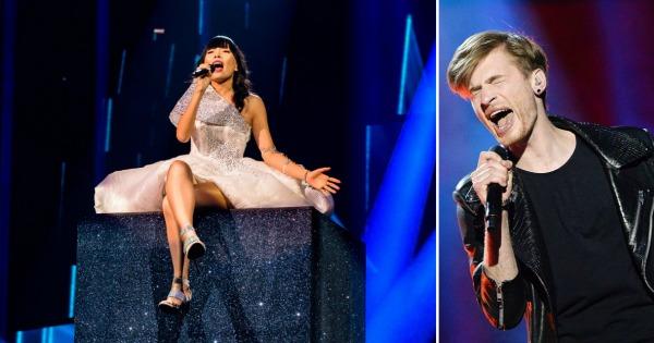 Вторите 10 финалисти на Евровизија 2016