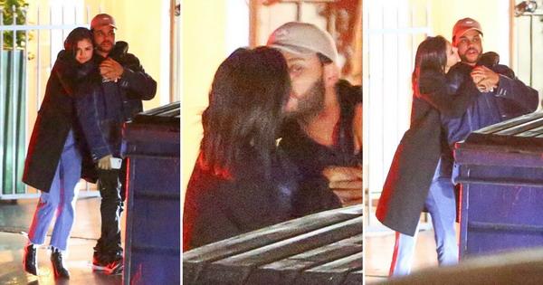 Нов музички пар  Селена Гомез и The Weeknd со бакнежи и