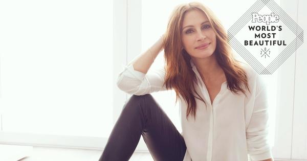 Џулија Робертс е  Најубавата жена на светот  по