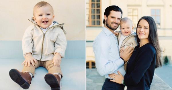 Бремената принцеза Софија и принцот Карл
