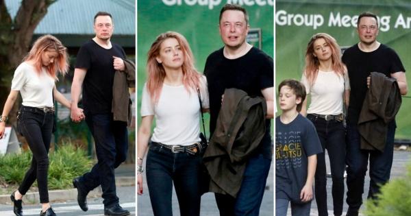 Амбер Херд и милијардерот Илон Маск веќе не ја