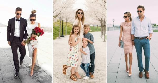 Модерен брачен пар со три деца освојува со стилот на