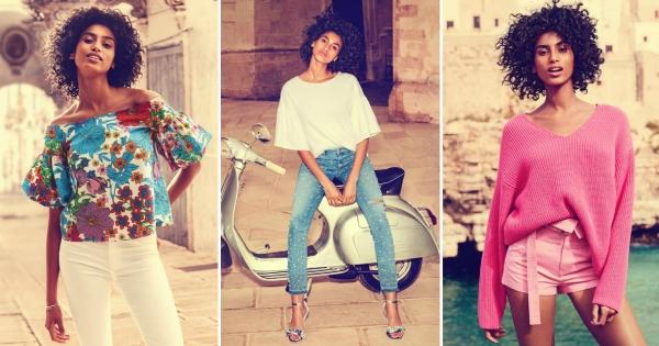 Женствени модни предлози од H M за летните денови