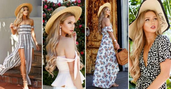 Модна инспирација од Стефани Даниел  блогерката со