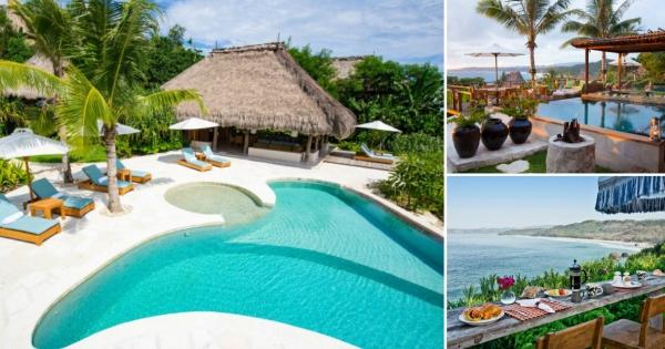 Рај на Земјата  Ѕирнете во најдобриот хотел на