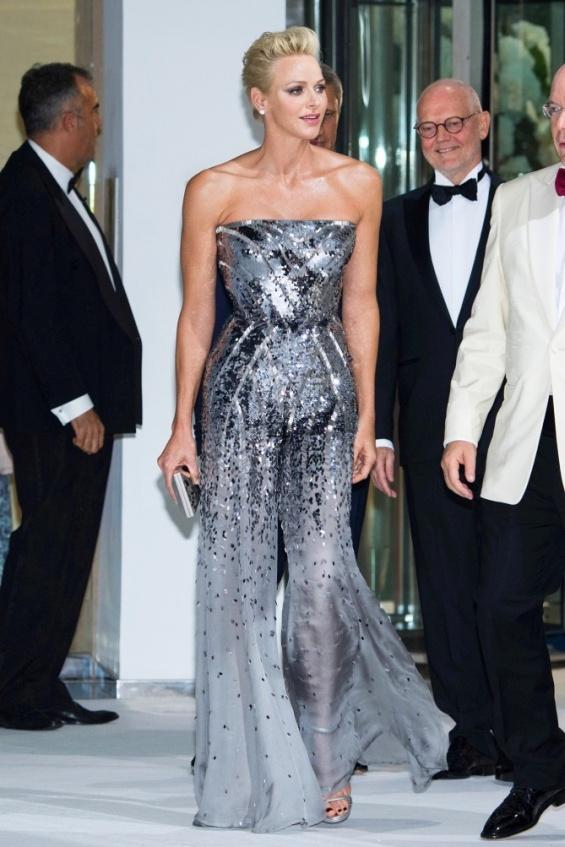 Принцот и принцезата од Монако