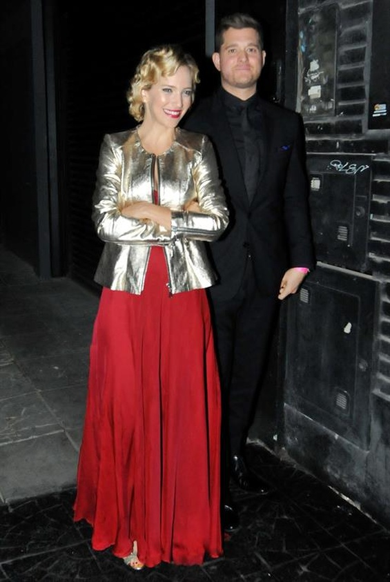 Луисана и Мајкл