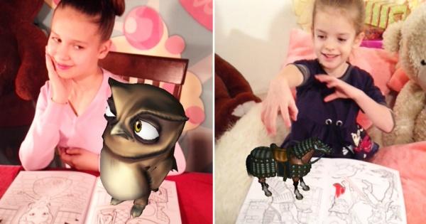 Иновативни боенки за деца сега се продаваат и во