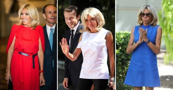Првата дама на Франција во три модни