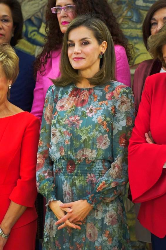 Кралицата Летција