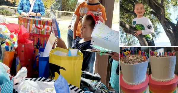 200 лица со големи срца присуствуваа на роденденот на
