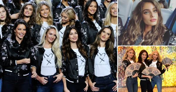 Ангелите  и моделите на Victoria s Secret
