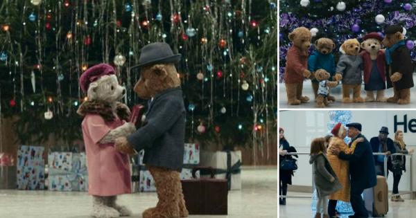 Прегратката од саканите е најважна  Божиќна реклама