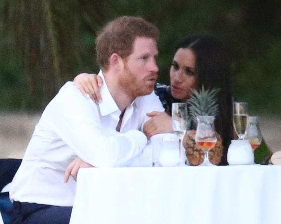 Принцот Хари и Меган Маркл