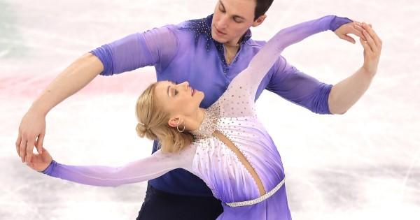 Олимписки спектакл на мраз  Занемувачки настап на