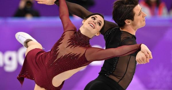 Танц на мраз за олимписко злато  Канадската танцова