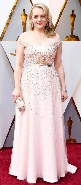 Елизабет Мос во Dior