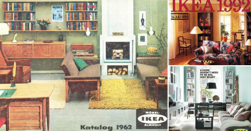 Како се менуваше претставата за совршен дом од 1951 до