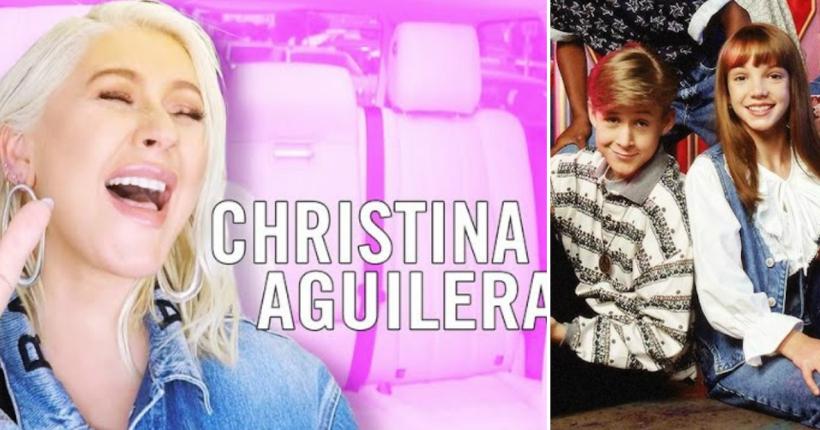 Кристина Агилера одушевува со своите вокални