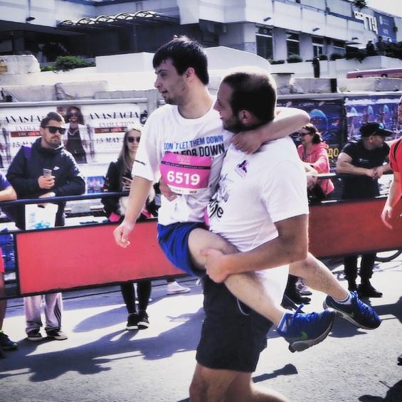 Скопски маратон