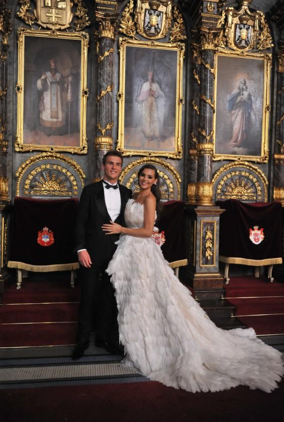 Ања и Хуго свадба