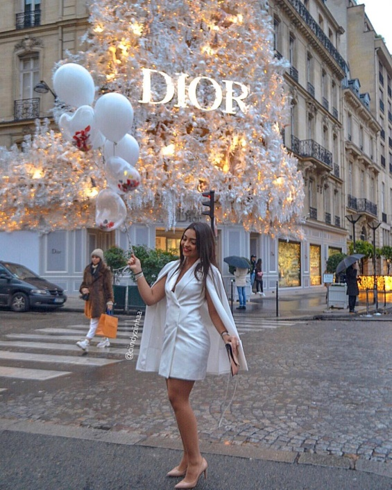 Диор во Париз