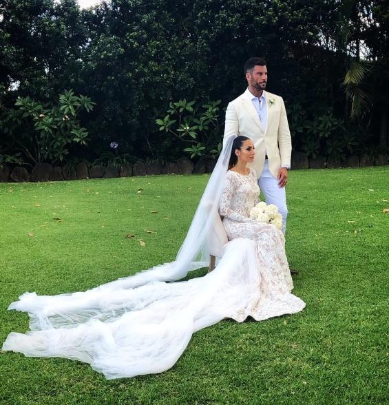 Снежана Маркоски свадба