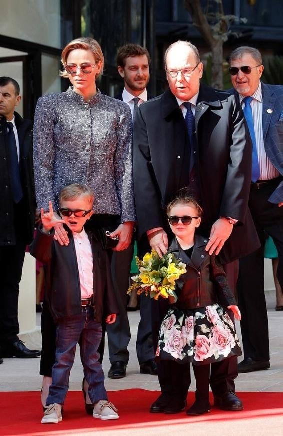 Кралско семе�ство на Монако
