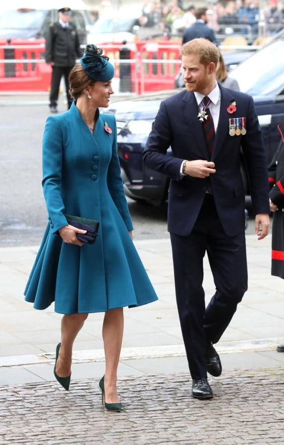 Во�вотката Кетрин и принцот Хари