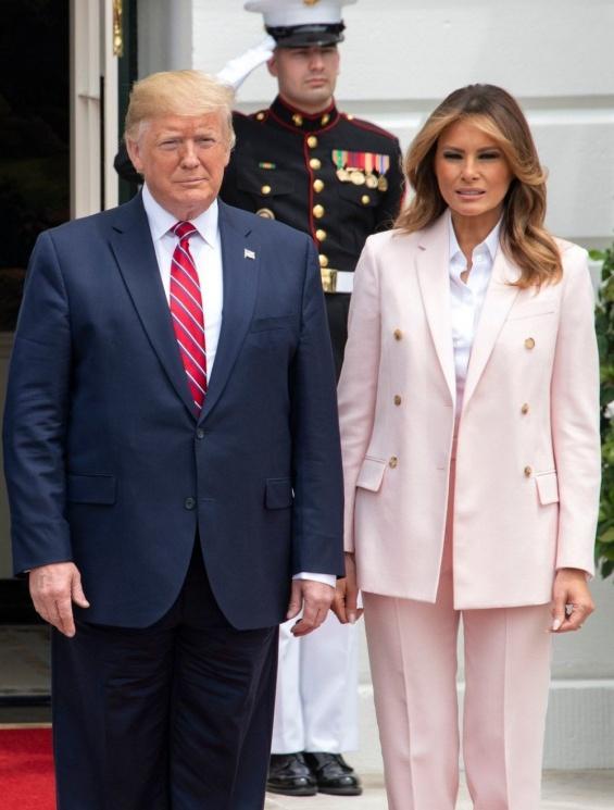 Трамп и Дуда