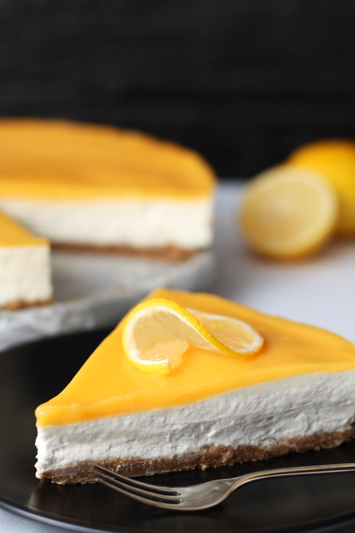 Лимон чизкејк