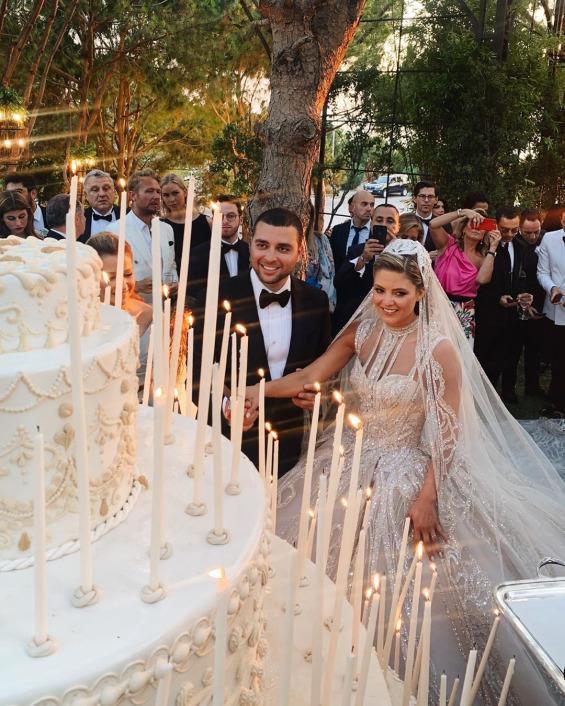 Ели Сааб Џуниор и Кристина Мурад