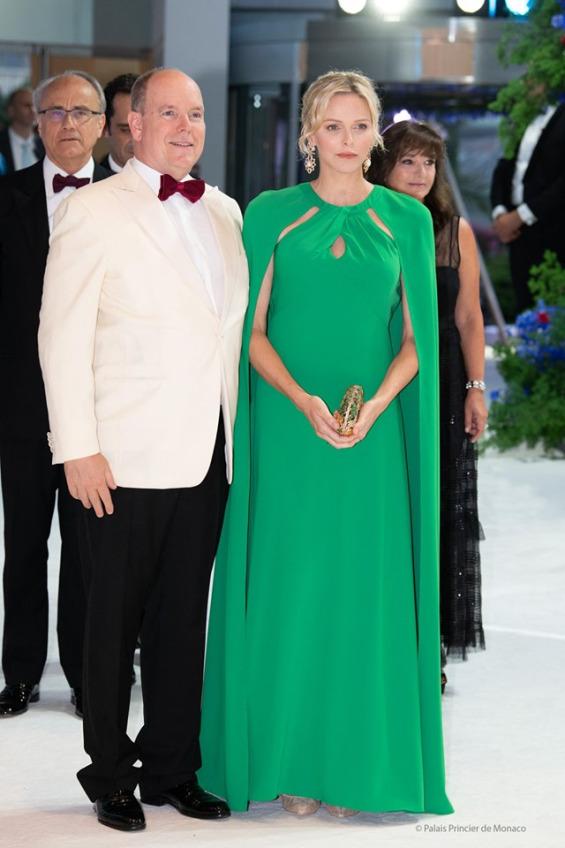 Принцезата Шарлин и принцот Алберт
