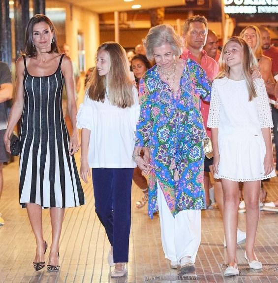 Шпанското кралско семе�ство