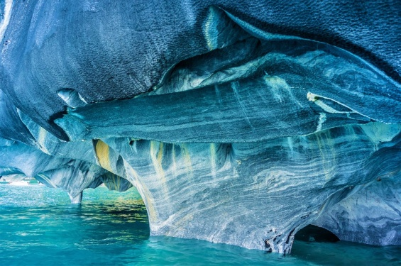 Мермерни пештери