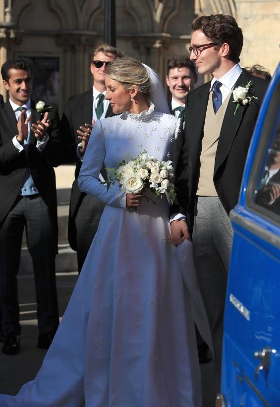Свадбата на Ели Голдинг