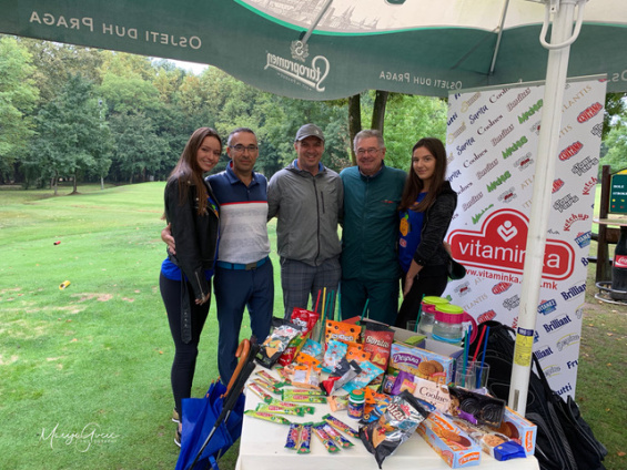 Витаминка golf open tournament