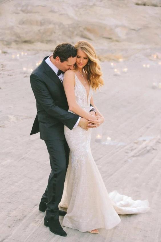 Свадбата на Тиесто и Аника