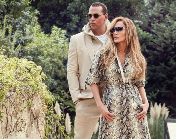 Џенифер Лопез и Алекс Родригез за Quay