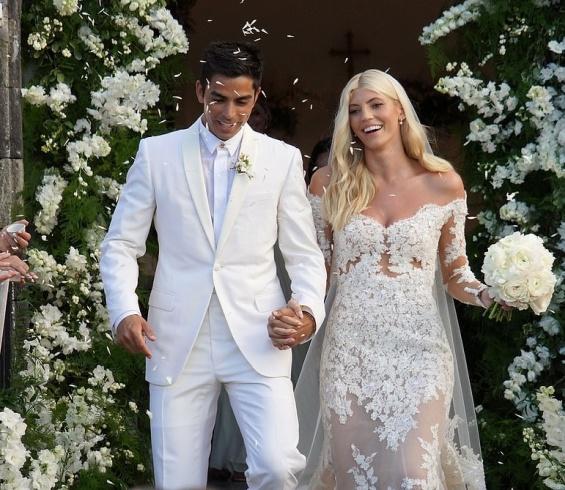 Свадба на Девон Виндзор