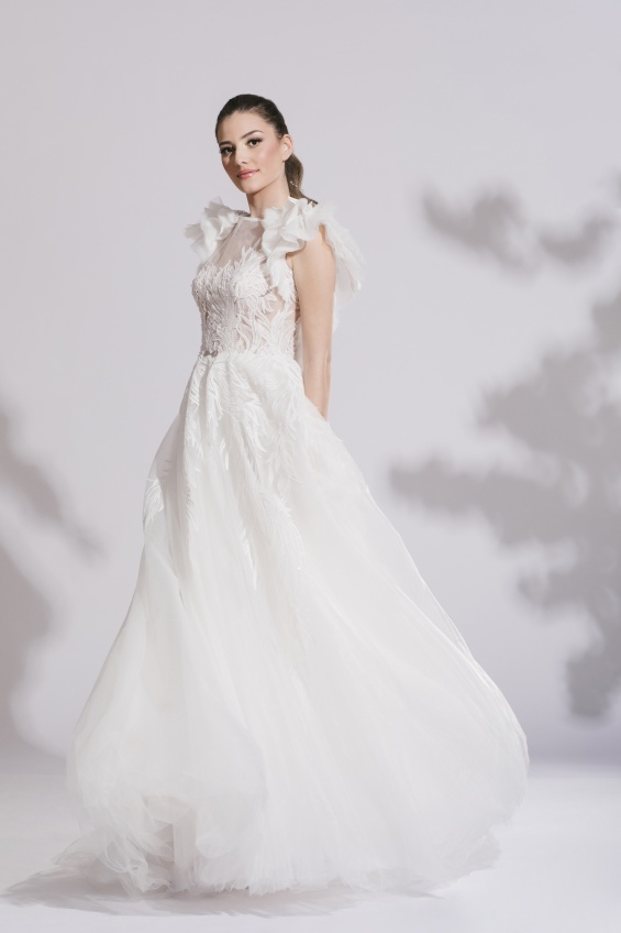Невестински фустани од Антонија Ристовска