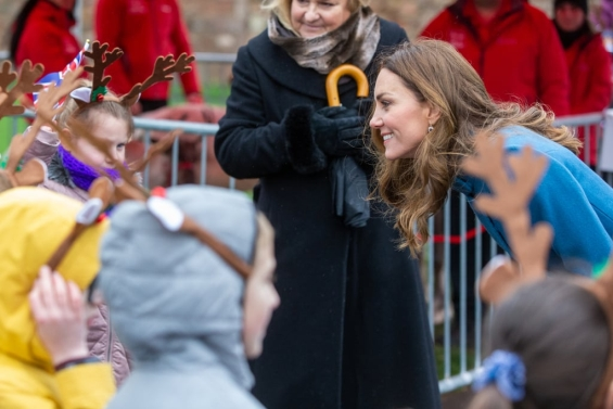 Војводата и Војвотката од Кембриџ