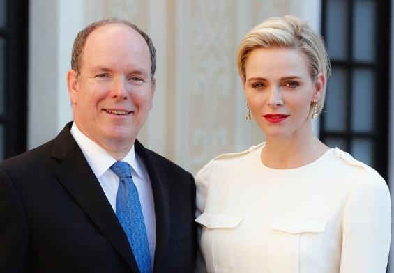 Кралското семејство од Монако