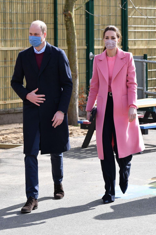 Принцот Вилијам и војвотката Кетрин
