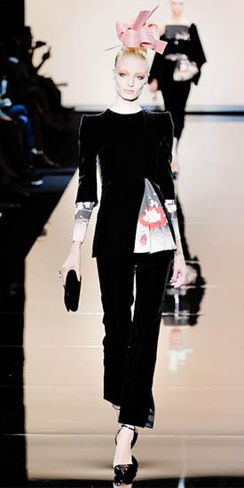 Армани висока мода