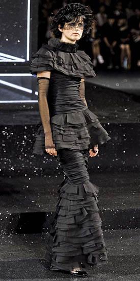 Шанел висока мода