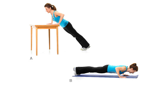 Вежба за цврсто и фит тело