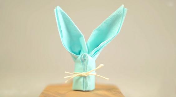 Салфети-зајаче