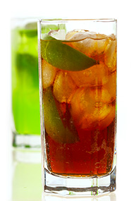 Коктел Long Island Iced Tea