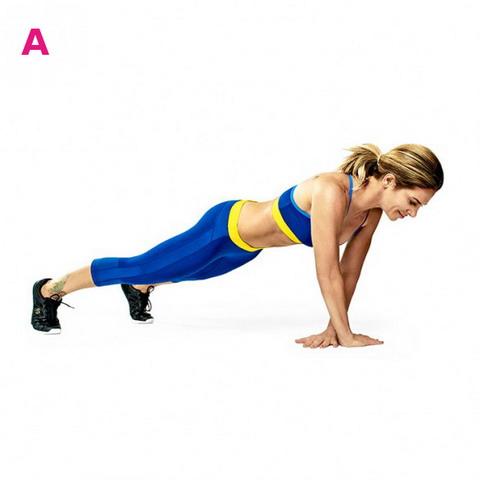упражнение за топене на мазнини